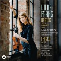 Bartók: Violin Concerto No. 1; Enescu: Octet - Erik Schumann (violin); Gabriel Le Magadure (violin); Jan-Erik Gustafsson (cello); Lawrence Power (viola);...