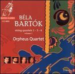 Bartok: String Quartets 1, 3, & 4