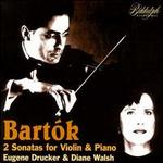 Bartok: Violin Sonatas