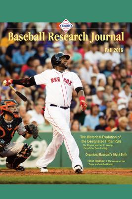 Baseball Research Journal (BRJ), Volume 45 #2 - Society for American Baseball Research