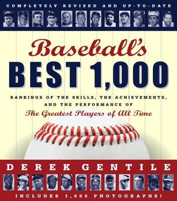 Baseball'S Best 1000 Revised and Updated - Gentile, Derek