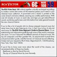Basic 100, Volume 59: Richard Wagner [Highlights From The Ring Of The Nibelung] - Anne Gjevang (alto); Cheryl Studer (soprano); Christel Borchers (mezzo-soprano); Eva-Maria Bundschuh (soprano);...