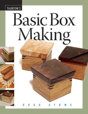 Basic Box Making - Stowe, Doug