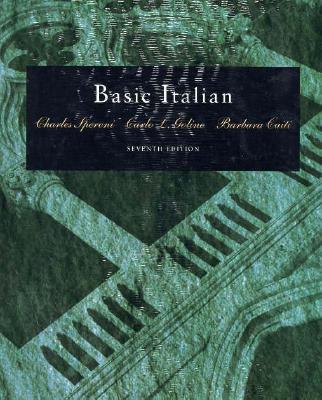 Basic Italian - Speroni, Charles