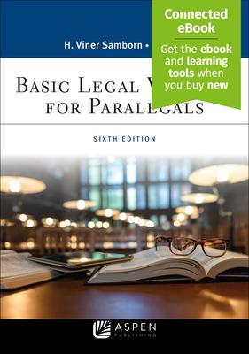 Basic Legal Writing for Paralegals - Samborn, Hope Viner