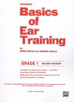 Basics of Ear Training: Grade 1 - Berlin, Boris