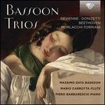 Bassoon Trios: Devienne, Donizetti, Beethoven, Morlacchi-Torriani