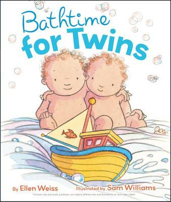 Bathtime for Twins - Weiss, Ellen