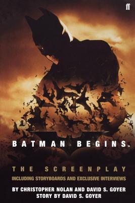 Batman Begins: The Screenplay - Nolan, Christopher