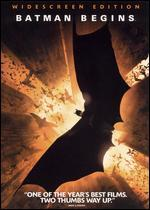 Batman Begins [WS/P&S] [With T4 Movie Money]