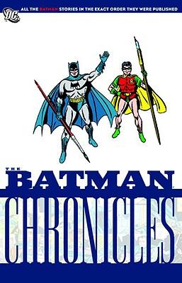 Batman Chronicles - Kane, Bob (Creator)