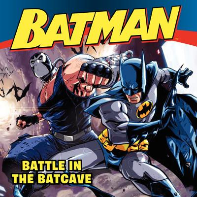 Batman Classic: Battle in the Batcave - Lemke, Donald