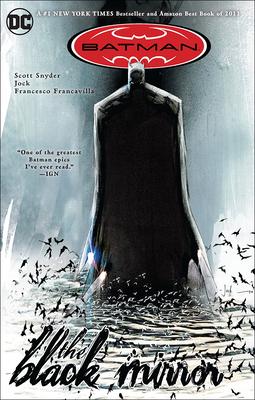 Batman: The Black Mirror - Snyder, Scott