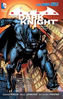 Batman the Dark Knight: Knight Terrors Volume 1 - Finch, David, and Jenkins, Paul, and Various (Illustrator)