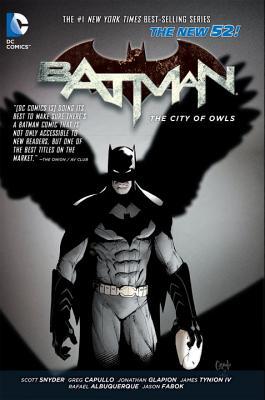 Batman Vol. 2 The City Of Owls (The New 52) - Snyder, Scott