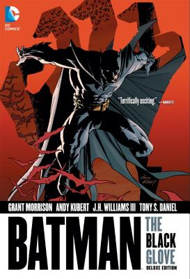 Batman vs the Black Glove - Morrison, Grant, and Various (Illustrator), and Kubert, Andy (Illustrator)