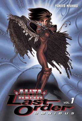 Battle Angel Alita: Last Order Omnibus 1 - Kishiro, Yukito