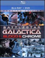 Battlestar Galactica: Blood and Chrome [Blu-ray]