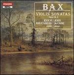 Bax: Violin Sonatas Nos. 1 & 2