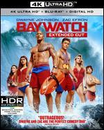 Baywatch [Includes Digital Copy] [4K Ultra HD Blu-ray/Blu-ray]