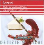 Bazzini: Works for Violin and Piano
