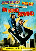 Be Kind Rewind [WS] [P&S] [O-Sleeve] - Michel Gondry
