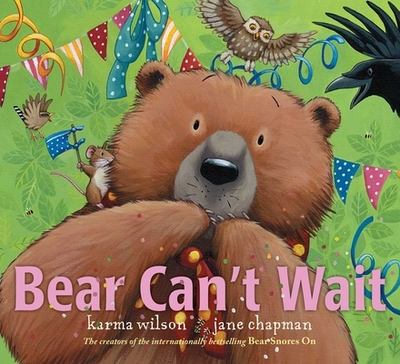 Bear Can't Wait - Wilson, Karma