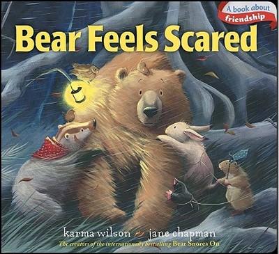 Bear Feels Scared - Wilson, Karma