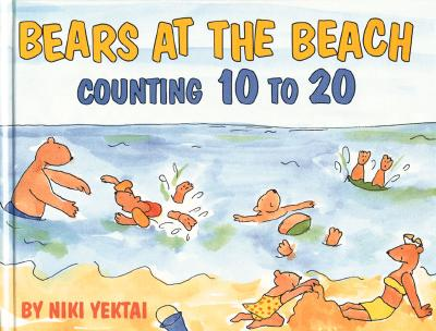 Bears at the Beach - Niki Yektai, and Yektai, Niki