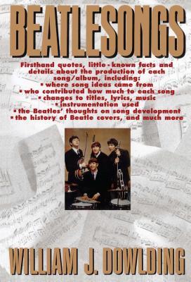 Beatlesongs - Dowlding, William J