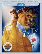 Beauty and the Beast [25th Anniversary Edition] [Includes Digital Copy] [Blu-ray/DVD]