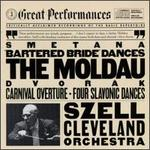 Bedrich Smetana: Bartered Bride Dances; The Moldau; Dvorak: Carnival Overture; Four Slavonic Dances