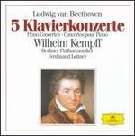 Beethoven: 5 Klavierkonzerte