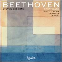 Beethoven: Bagatelles - Steven Osborne (piano)