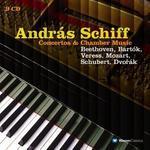 Beethoven, Bart?k, Veress, Mozart, Schubert, Dvor�k: Concertos & Chamber Music