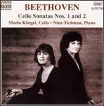 Beethoven: Cello Sonatas Nos. 1 & 2