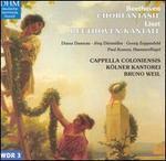 Beethoven: Chorfantasie; Liszt: Beethoven-Kantate