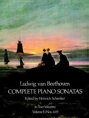 Beethoven: Complete Piano Sonatas - Volume I (Dover Edition) - Beethoven, Ludwig Van