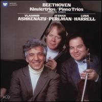 Beethoven: Complete Piano Trios - Itzhak Perlman (violin); Lynn Harrell (cello); Vladimir Ashkenazy (piano)