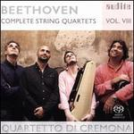 Beethoven: Complete String Quartets, Vol. 8