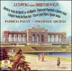 Beethoven: Complete Works for Piano Duet