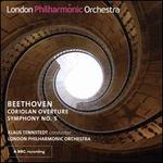 Beethoven: Coriolan Overture; Symphony No. 5