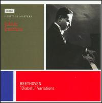 Beethoven: Diabelli Variations - Julius Katchen (piano)