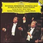 Beethoven: Die Weihe des Hauses; Leonore Prohaska (Incidental Music) - Bruno Ganz; Bryn Terfel (baritone); Ernst-Erich Buder; Karoline Eichhorn; Marie-Pierre Langlamet (harp);...