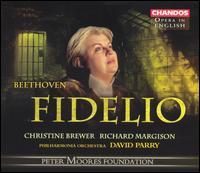 Beethoven: Fidelio - Ashley Catling (tenor); Christine Brewer (soprano); Christopher Purves (bass); Pavlo Hunka (bass baritone);...