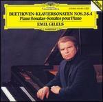 Beethoven: Klaviersonaten Nos. 2 & 4