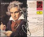 Beethoven: Large Choral Works - Alastair Miles (bass); Camille Capasso (mezzo-soprano); Catherine Robbin (mezzo-soprano); Charlotte Margiono (soprano); Cheryl Studer (soprano); Christine Schäfer (soprano); Clemens Bieber (tenor); Elizabeth Harwood (soprano); Evgeny Kissin (piano)