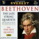 Beethoven: Late Quartets, Opp.127,130,131,132,135/Grosse Fuge, Op.133