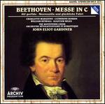 Beethoven: Messe in C - Alastair Miles (bass); Catherine Robbin (contralto); Charlotte Margiono (soprano); William Kendall (tenor);...