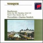 Beethoven: Octet Op. 103; Rondino WoO 25; etc.
